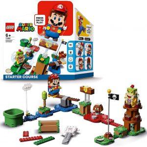 Lego SUPER MARIO Avventure di Mario Starter Pack LEGO71360