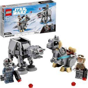 Lego Star Wars Microfighter AT-AT vs Tauntaun
