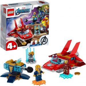 Lego Super Heroes Iron Man vs.Thanos