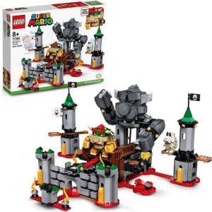 Lego Super Mario Battaglia finale al castello di Bowser - Pack di Espansione