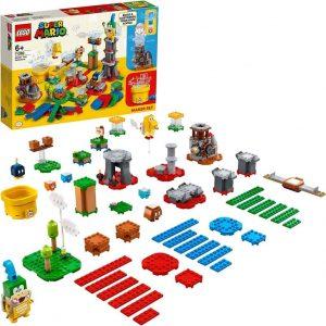Lego Super Mario Costruisci la tua avventura