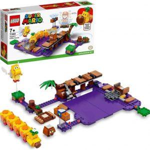 Lego Super Mario La palude velenosa di Torcibruco - Pack di espansione