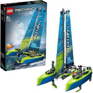 Lego Technic Catamarano