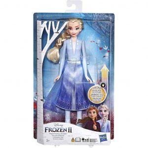 Marvel Disney Frozen 2 Elsa Luci del Nord 30cm