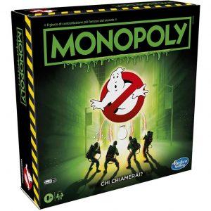 Monopoli Ghostbusters gioco da tavolo