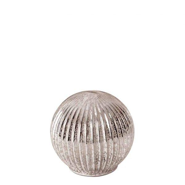 "Palla di Natale  ""Mathilde M"" con luce a Led piccola"