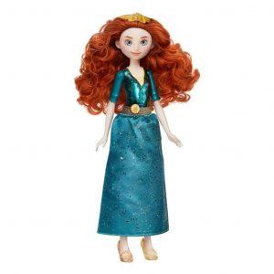 Principesse Disney Royal Shimmer Bambola di Merida 30cm