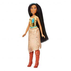 Principesse Disney Royal Shimmer Bambola di Pocahontas 30cm