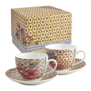 Set di 2 tazze da tè Madame de Montespan Mathilde M