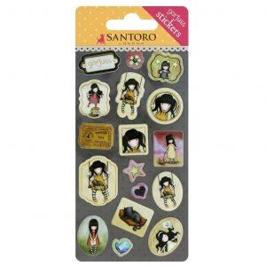 Stickers Pack Gorjuss Ruby