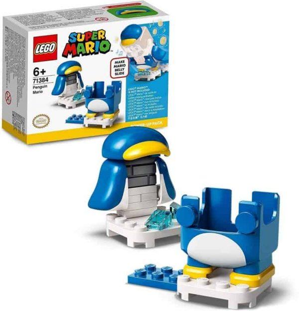 Super Mario Mario pinguino - Power Up Pack
