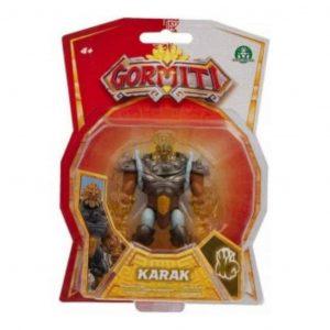 Gormiti Collection Figure 8cm Gra Karak