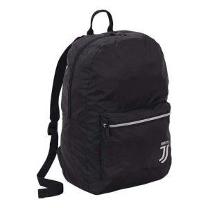 Juventus Zaino Ripiegabile Nero Get Ready Backpack