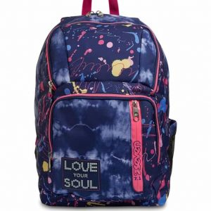 Zaino Seven New Point Out LOVE YOUR SOUL
