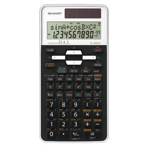 Calcolatrice Scientifica EL 506 funzioni Bianco/Nero
