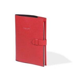 Campo Marzio Franz Cover A4 Cheryy Red