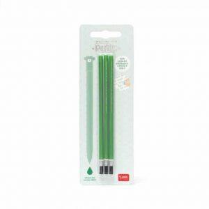 Legami Refill Penna Cancellabile Inchiostro Verde