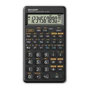 Sharp Calcolatrice Scientifica 146 funzioni Nera SCUOLAWEB