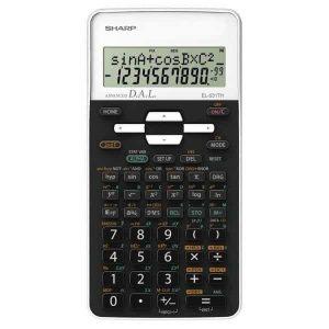 Sharp Calcolatrice Scientifica 273 Functions Bianca