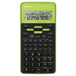 Sharp Calcolatrice Scientifica 273 Functions Verde