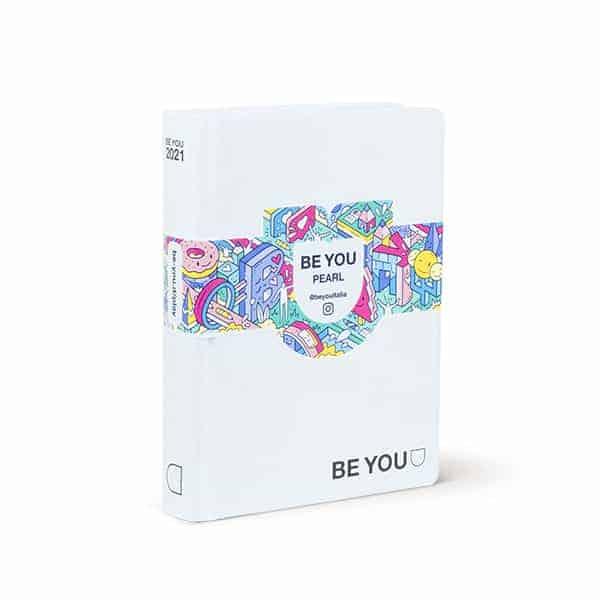 BE YOU Diario Pearl Big 13x18x3 cm