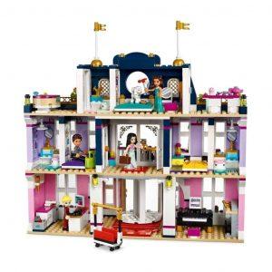 LEGO Friends Grand Hotel di Heartlake City