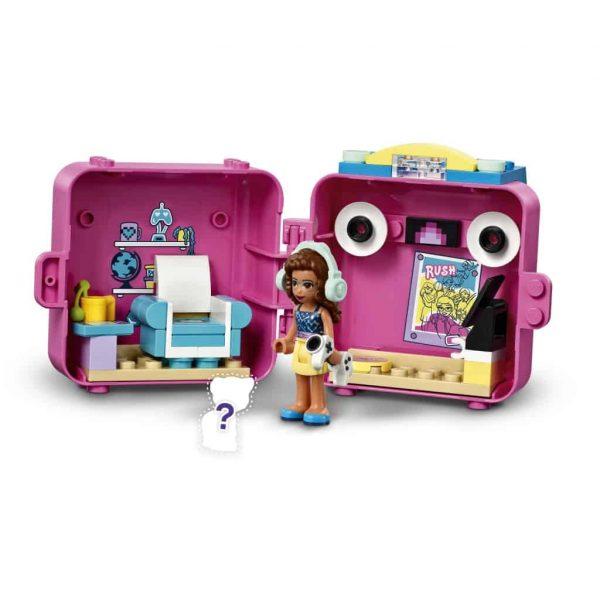 LEGO Friends il Cubo dei Videogiochi di Olivia