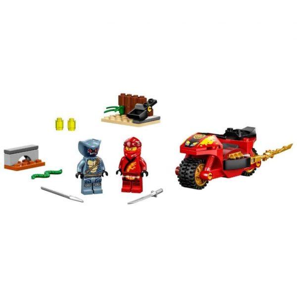 LEGO Ninjago la Moto di Kai