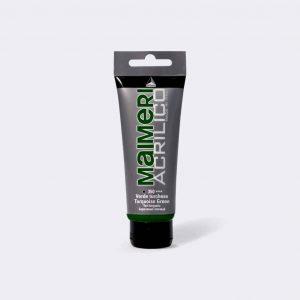 Maimeri Acrilico Verde Permanente Scuro 75ml