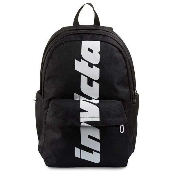 Zaino BackPack Invicta UZER Invicta Logo Nero