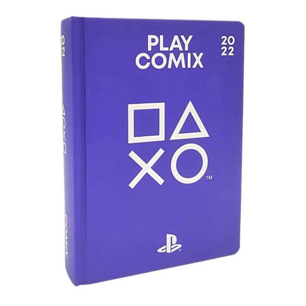 COMIX Diario Play Comix Blu