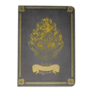 Harry Potter Notebook A5 Antracite