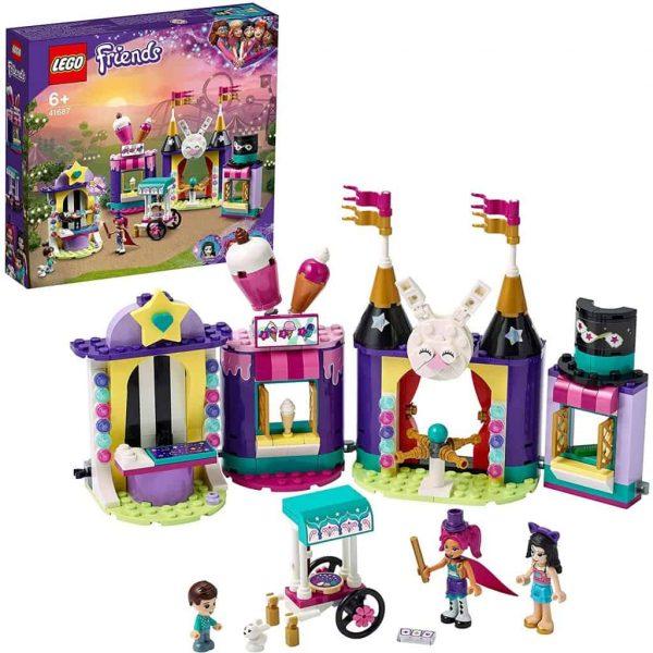 LEGO Friends Gli Stand Del Luna Park Magico