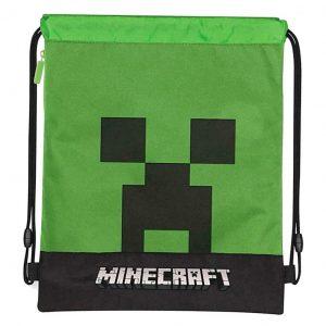 Minecraft Sacca Sport Creeper