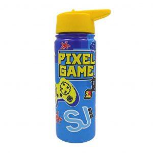 Borraccia SJ Gang 500ML Inox 304 Termica con Beccuccio Pixel Game