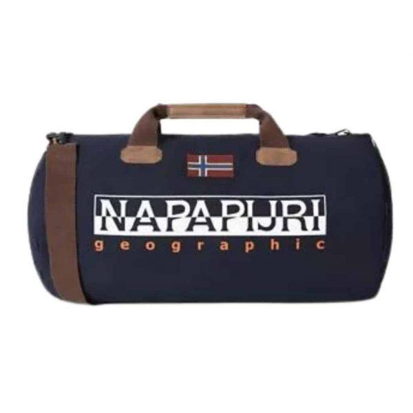 Borsone da Viaggio Napapijri Bering 2 Blu Marine