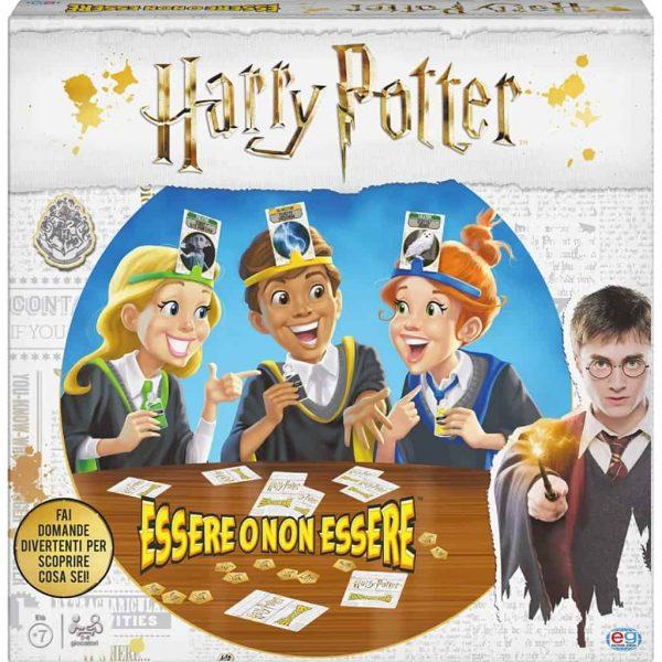 Harry Potter ESSERE O NON ESSERE Gioco da Tavolo Editrice Giochi