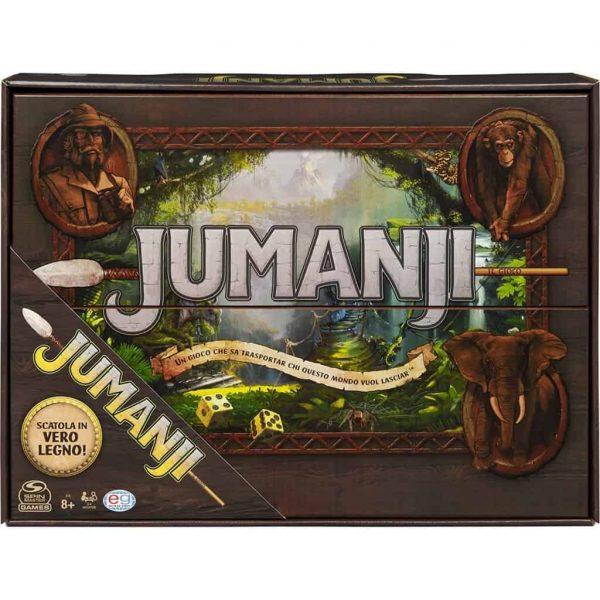 JUMANJI Limited Edition Gioco da Tavolo Editrice Giochi