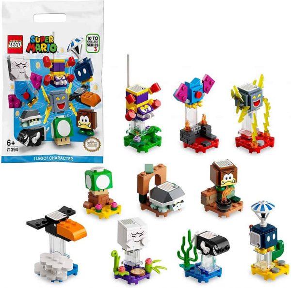 Lego SUPER MARIO Pack di Personaggi Serie 3