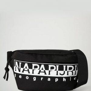 NAPAPIJRI Marsupio in Stoffa Happy WB 2 Black