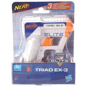Nerf N-Strike Elite Triad Blaster Giocattolo