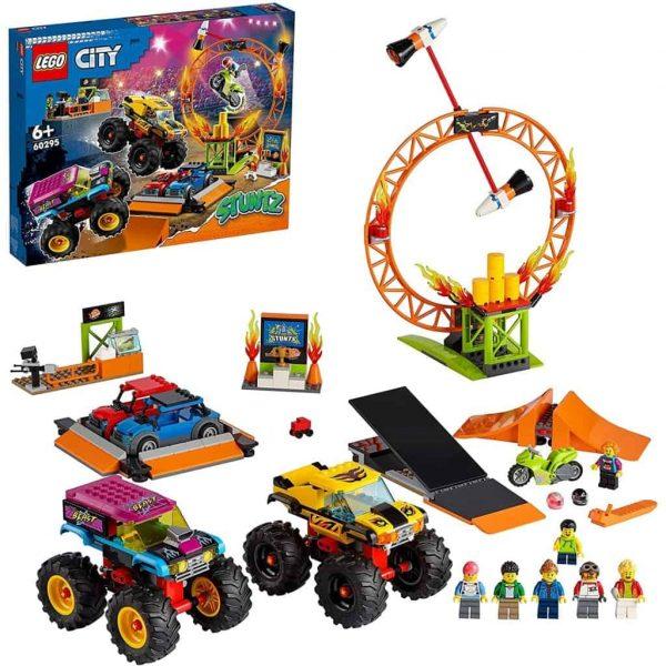 LEGO City Arena dello Stunt Show