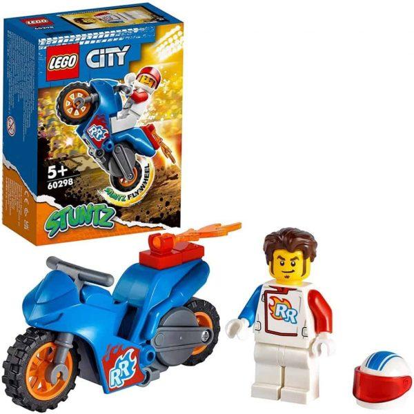LEGO City Stunt Bike Razzo