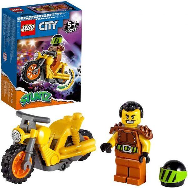 LEGO City Stunt Bike da Demolizione