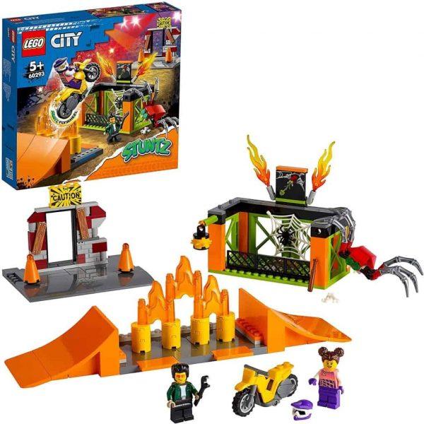 LEGO City Stunt Park