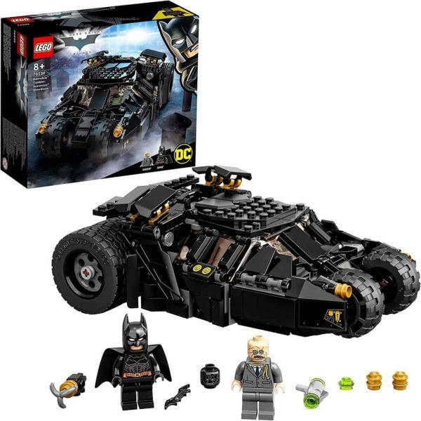 LEGO DC Batmobile Tumbler: Resa dei Conti con Scarecrow
