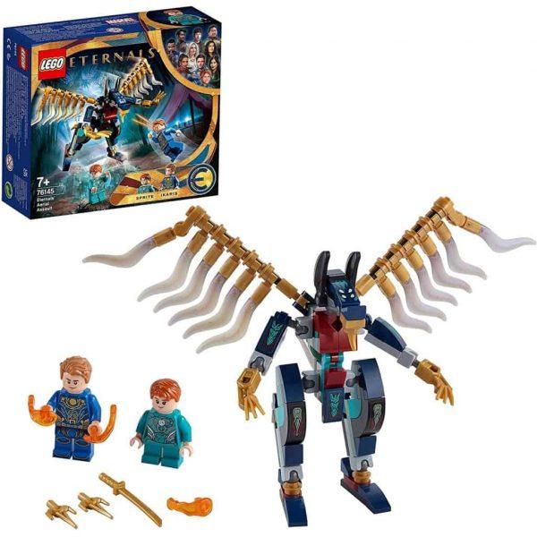 LEGO Marvel Assalto Aereo degli Eternals