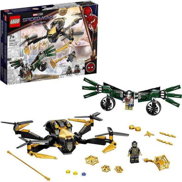 LEGO Marvel Duello con il Drone di Spider-Man