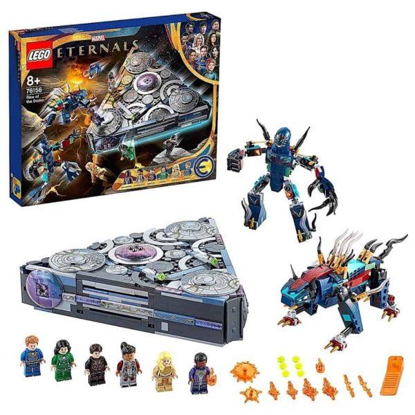 LEGO Marvel L'Ascesa di Domo