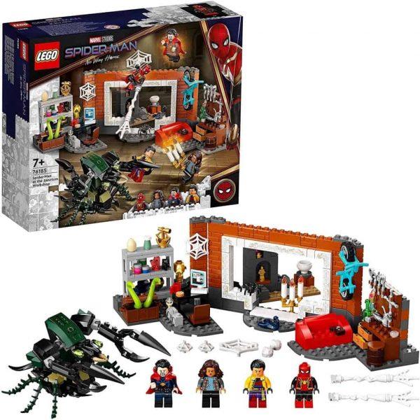 LEGO Marvel Spider-Man al Laboratorio Sanctum
